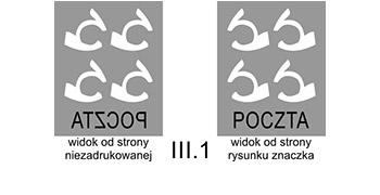 Znak wodny III.1