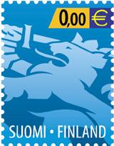Pierwszy fiński znaczek nominowany w Euro